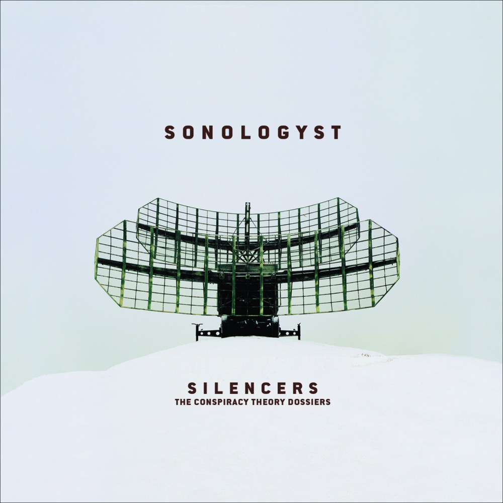 SONOLOGYST Silencers - Lo res album cover for web