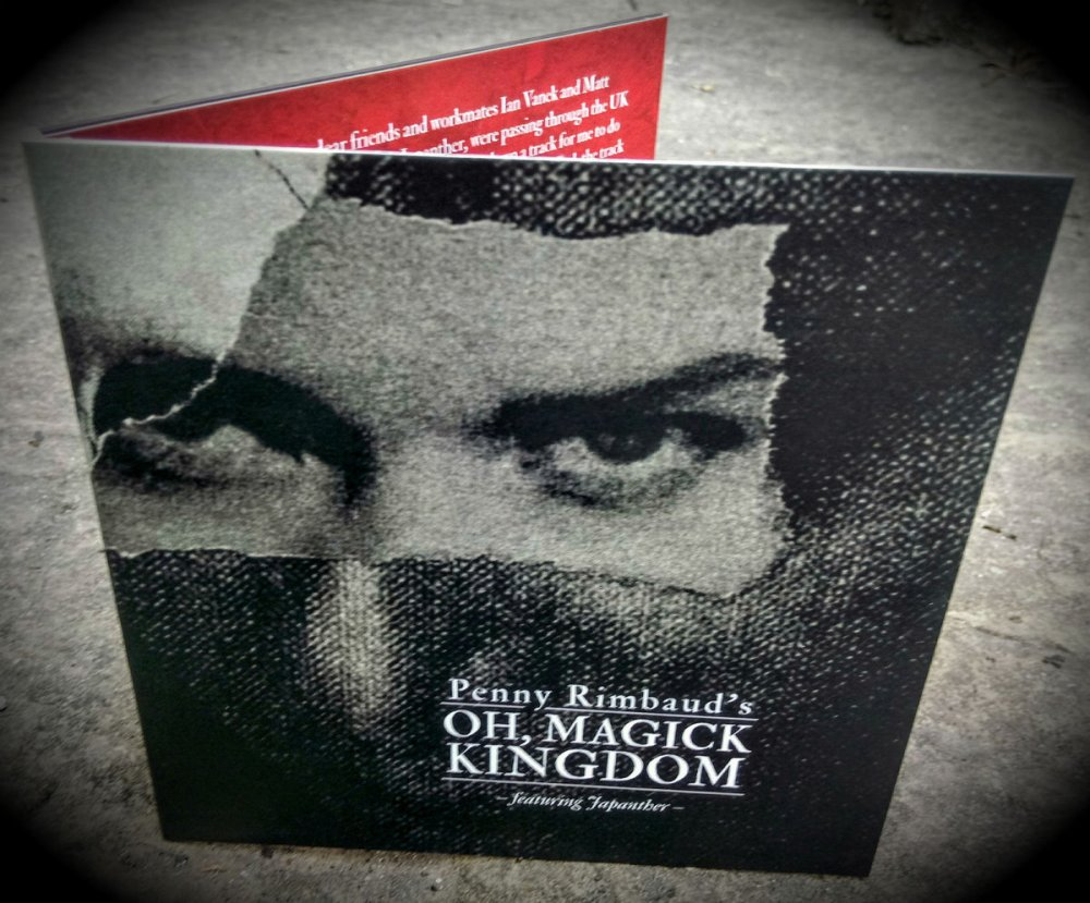 PENNY RIMBAUD - Oh Magick Kingdom - Photo