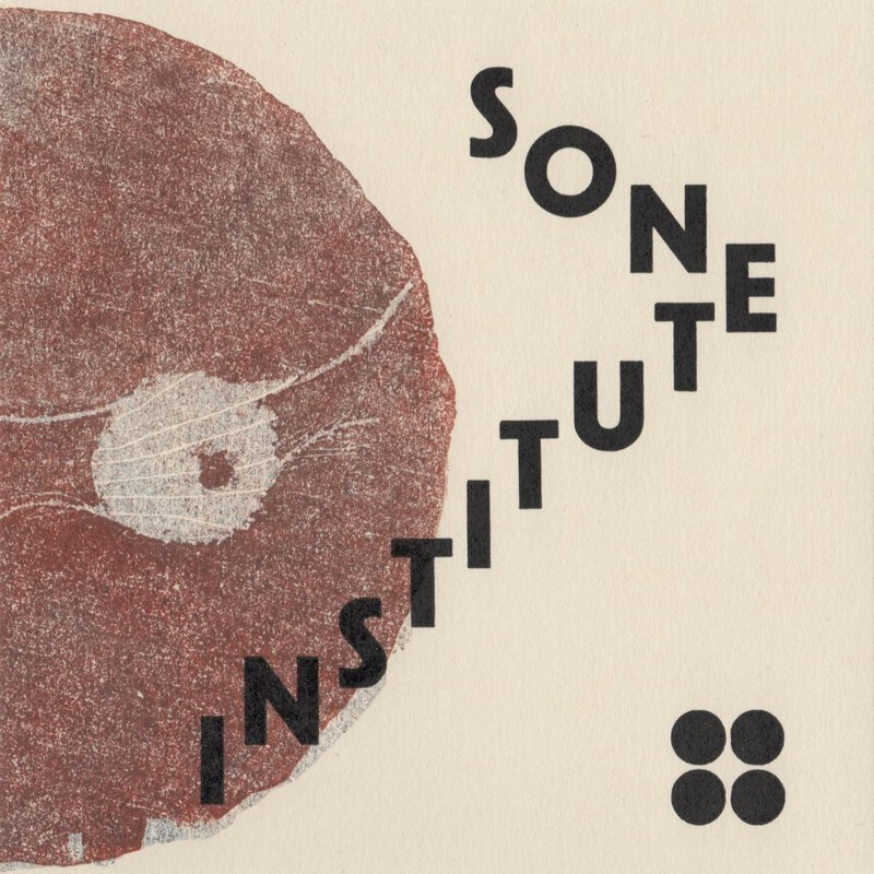 Sone Institute cover