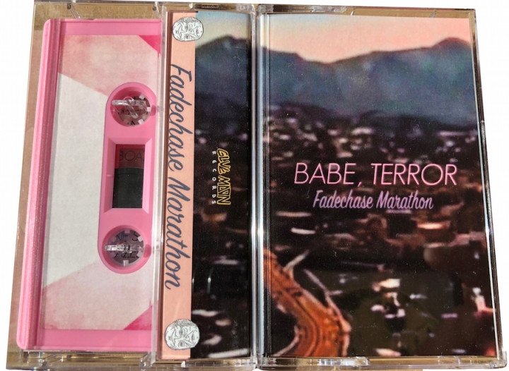 babe FADECHASE tape