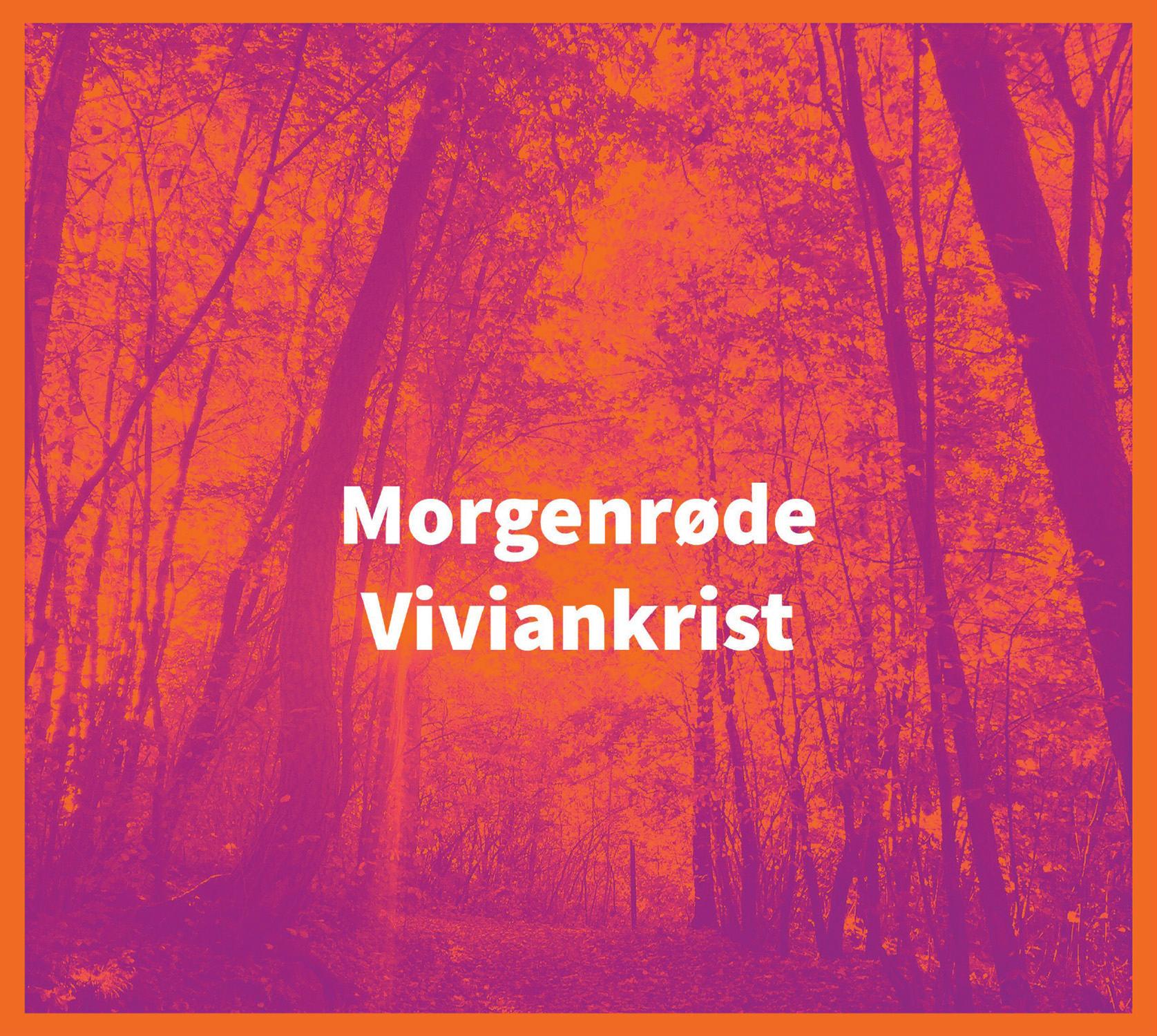 VIVIANKRIST Morgenrode - Lo res album cover for web
