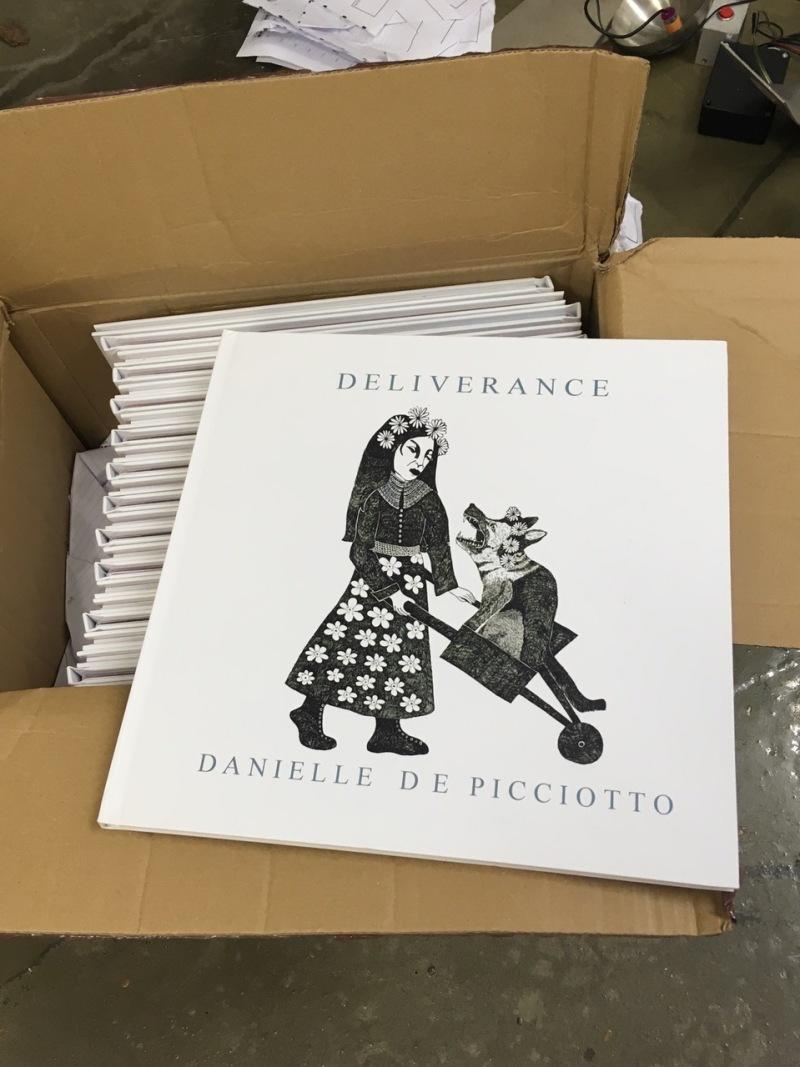 Interview with Danielle de Picciotto