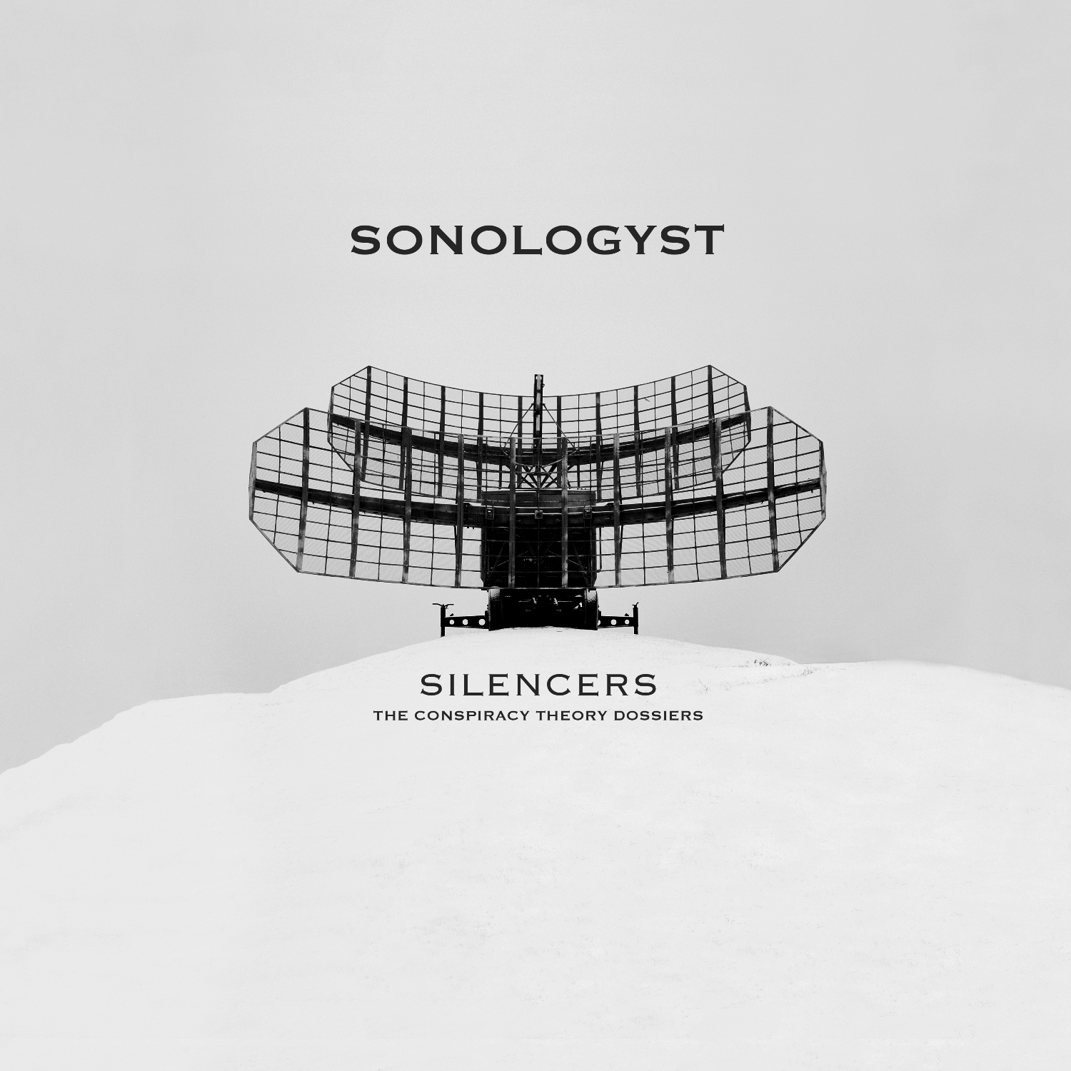 SONOLOGYST - Silencers. The Conspiracy theory dossiers (cover artwork).jpg