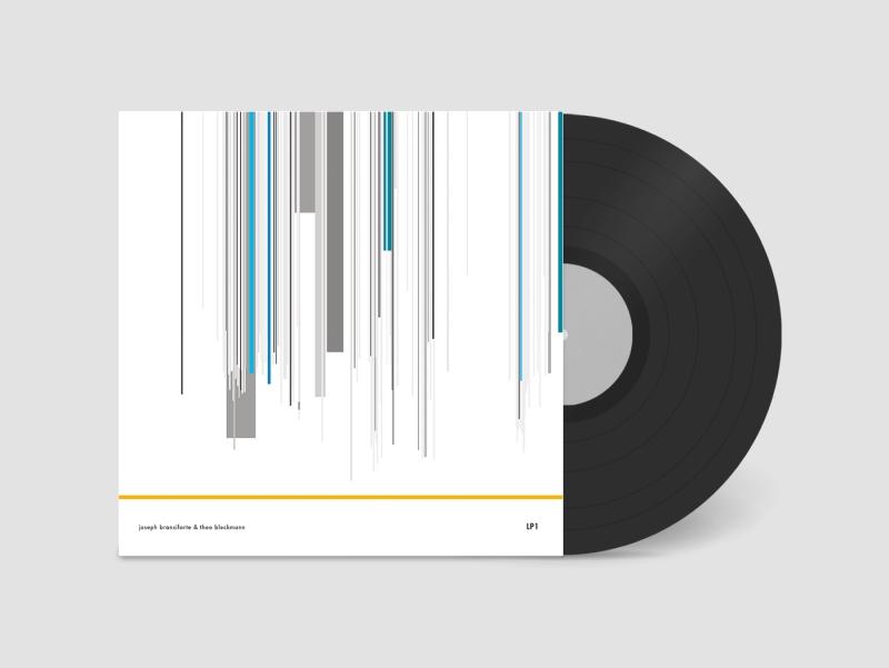 "Bandcamp Vinyl 12"" Template"
